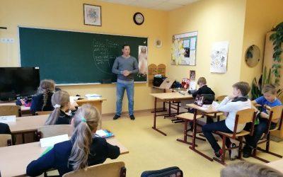Netradicinė tikybos pamoka