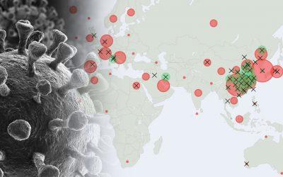 Aktualiausia nuolat papildoma informacija dėl koronaviruso