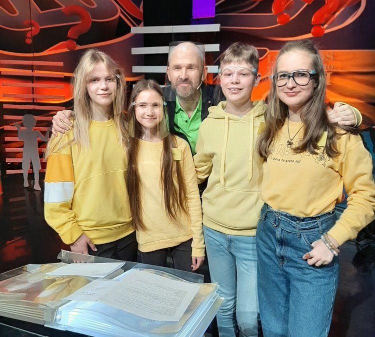 Lietuvos tūkstantmečio vaikai