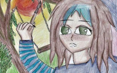 """1-4 klasių mokinių piešinių paroda """"Kuo aš būsiu užaugęs"""""""